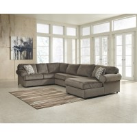 Jessa Place - Dune - Armless Loveseat