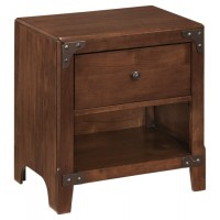 Delburne - One Drawer Night Stand