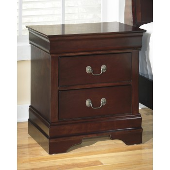 Alisdair - Two Drawer Night Stand