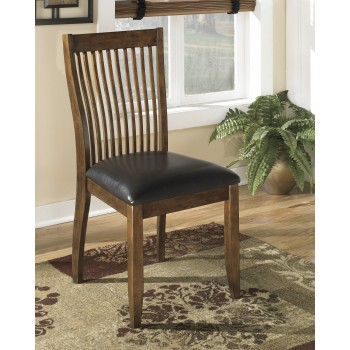 Stuman - Dining UPH Side Chair (Set of 2)