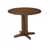 Stuman - Round Drop Leaf Table