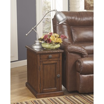 Power Chairside End Tables - Chairside End Table