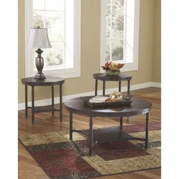 Sandling - Occasional Table Set (Set of 3)