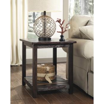 Mestler - Rectangular End Table