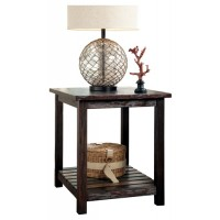 Mestler - Rectangular End Table