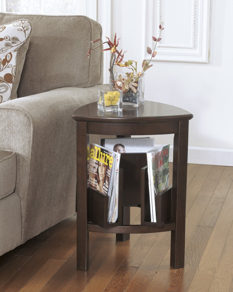 Larimer - Triangle End Table