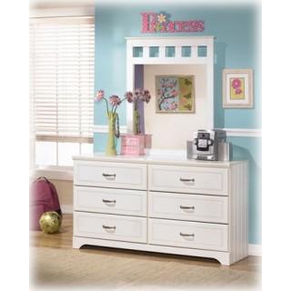 Lulu Dresser & Mirror