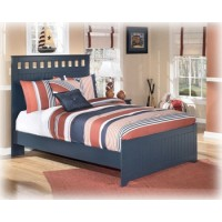 Leo Full Bed (Headboard, footboard, rails)
