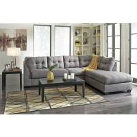 Maier - Charcoal Left Arm Facing Chaise Sectional