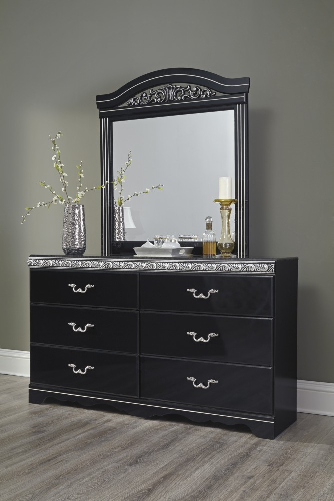 Constellations Dresser & Mirror