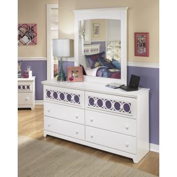 Zayley Dresser & Mirror