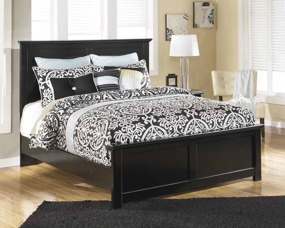 Maribel King Panel Bed
