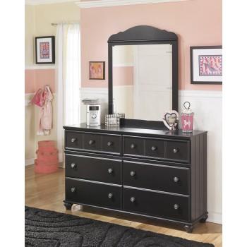 Jaidyn Dresser & Mirror