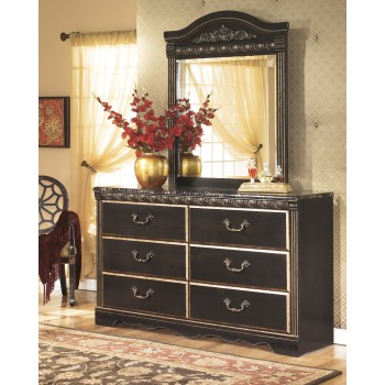 Coal Creek Dresser & Mirror