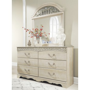 Catalina Dresser & Mirror