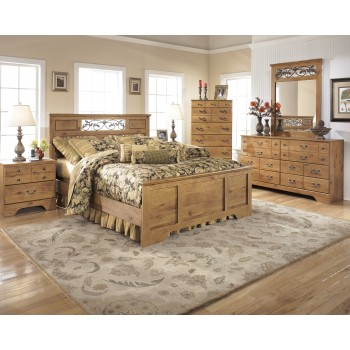 Bittersweet Queen Panel Bed