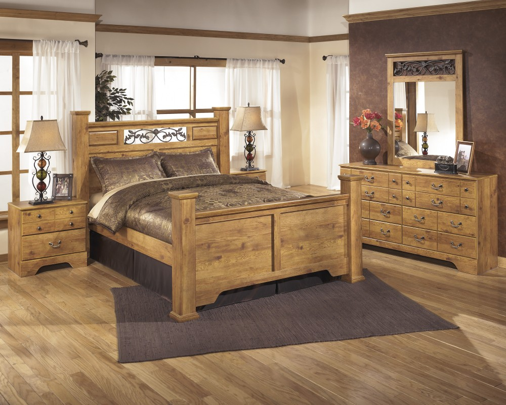 Bittersweet 6 Piece Bedroom Set - Price Busters