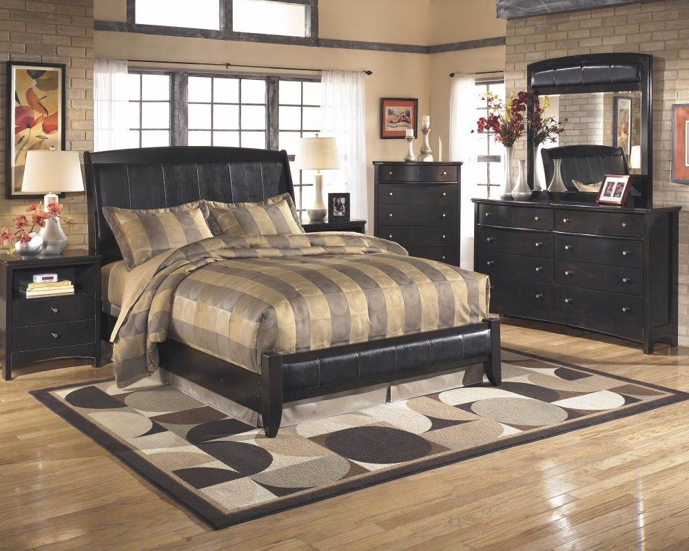 Mirror chest queen platform bed click to expand harmony