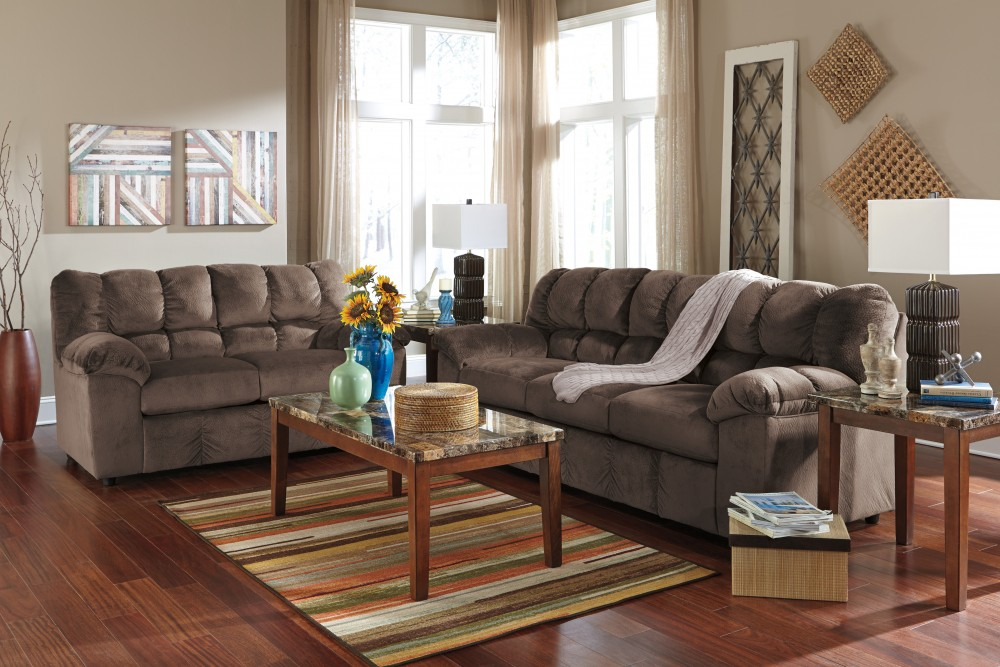 Julson - Cafe - Sofa & Loveseat
