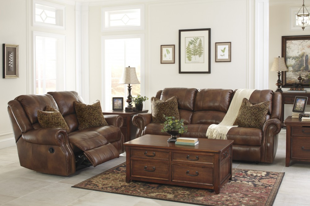 Walworth Auburn Reclining Sofa Loveseat U78001 88 86