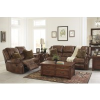 Walworth - Auburn - Reclining Sofa & Loveseat