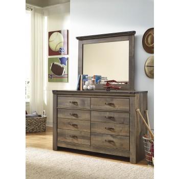 Trinell Dresser & Mirror