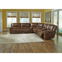 Jayron - Harness 3 Pc. Reclining Sectional