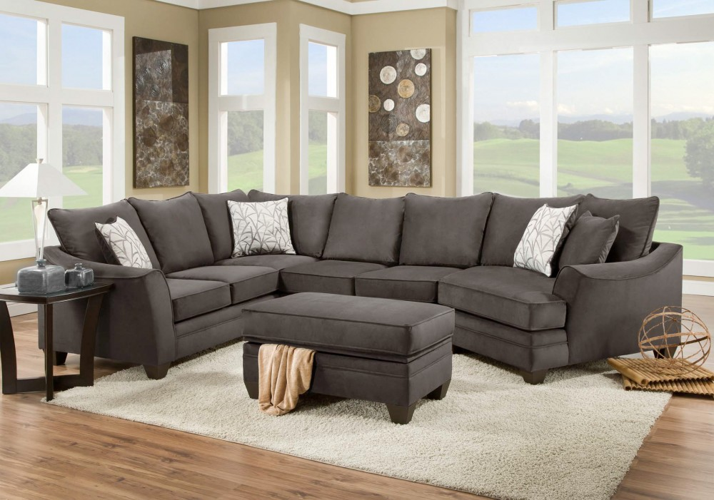 Florence Collection Seal Sectional