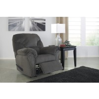 Kinlock - Charcoal - Rocker Recliner