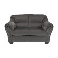Kinlock - Charcoal - Loveseat