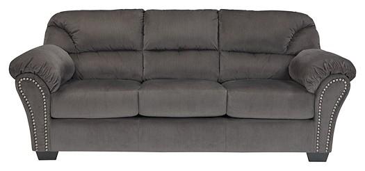 Kinlock - Charcoal - Full Sofa Sleeper