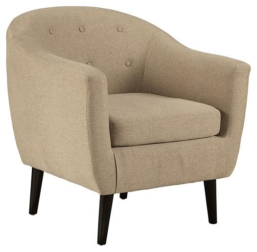 Klorey - Khaki - Accent Chair