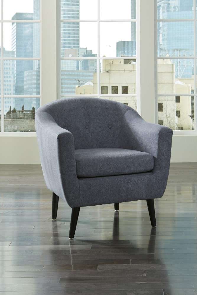 Klorey - Denim - Accent Chair