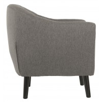 Klorey Charcoal Accent Chair 3620821 Chairs