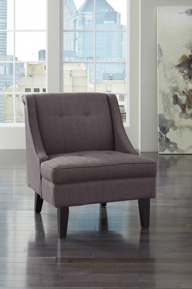 Clarinda - Gray - Accent Chair