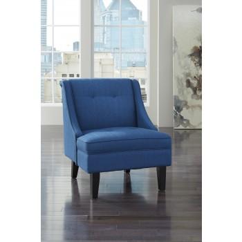 Clarinda - Blue - Accent Chair