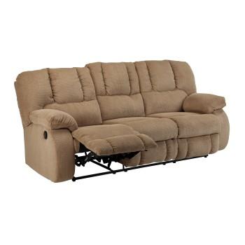 Roan - Mocha - Reclining Sofa