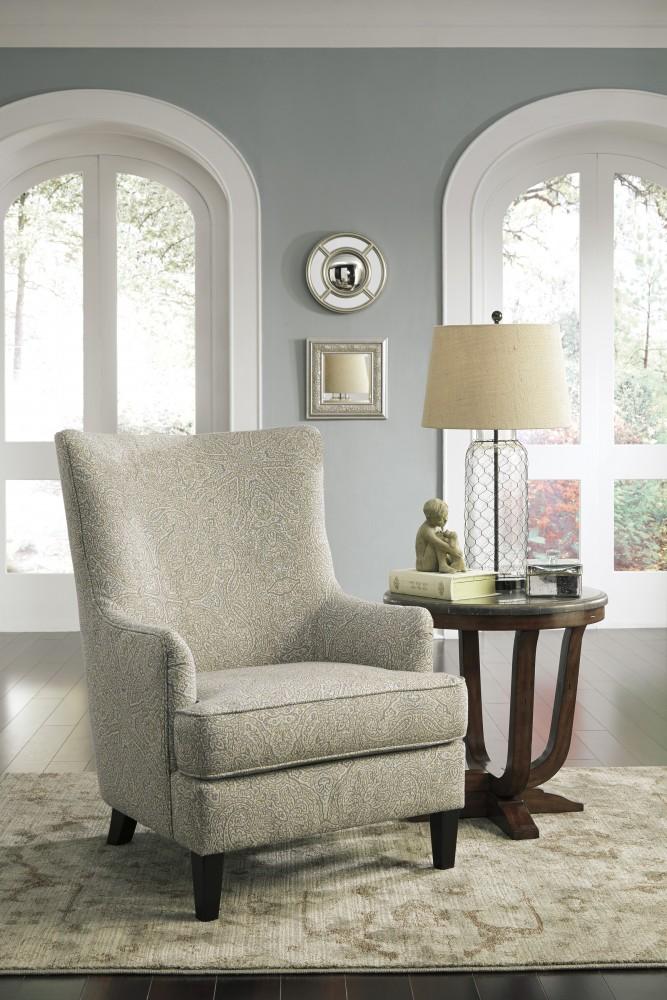 Kieran - Natural - Accent Chair