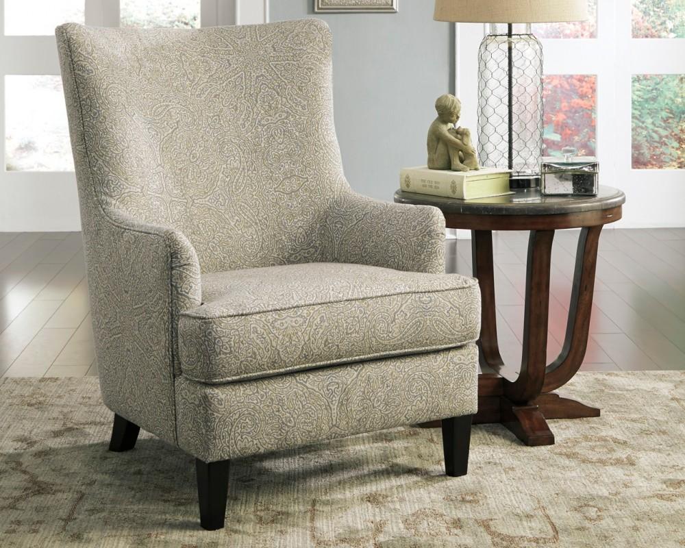 Kieran Natural Accent Chair 4400021 Chairs Bb S
