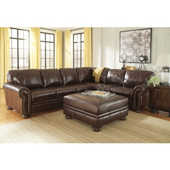 Banner - Coffee - LAF Loveseat