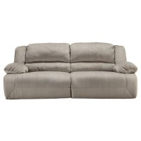 Toletta - Granite - 2 Seat Reclining Sofa