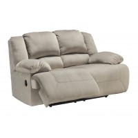 Toletta - Granite - Reclining Loveseat