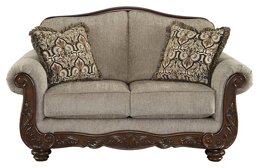 Cecilyn - Cocoa - Loveseat