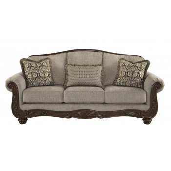 Cecilyn - Cocoa - Sofa