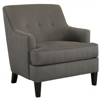 Crislyn Accents - Smoke - Accent Chair