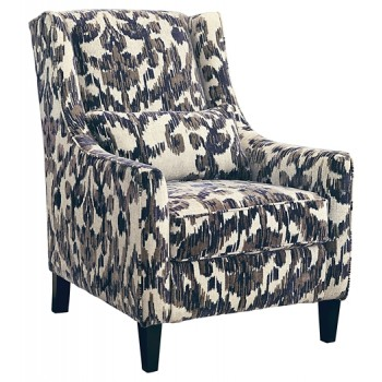 Owensbe Accent - Charcoal - Accent Chair