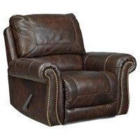 Bristan - Walnut - Rocker Recliner