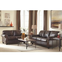 Bristan - Walnut - Queen Sofa Sleeper