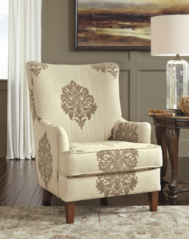 Berwyn View Accents - Quartz - Accent Chair | Chairs | Factory ...