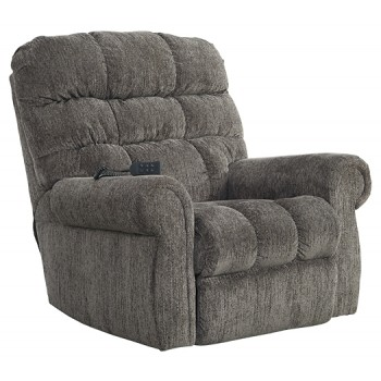 Ernestine - Slate - Power Lift Recliner